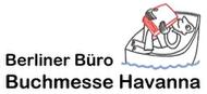 Logo Berliner Buero Buchmesse Havanna